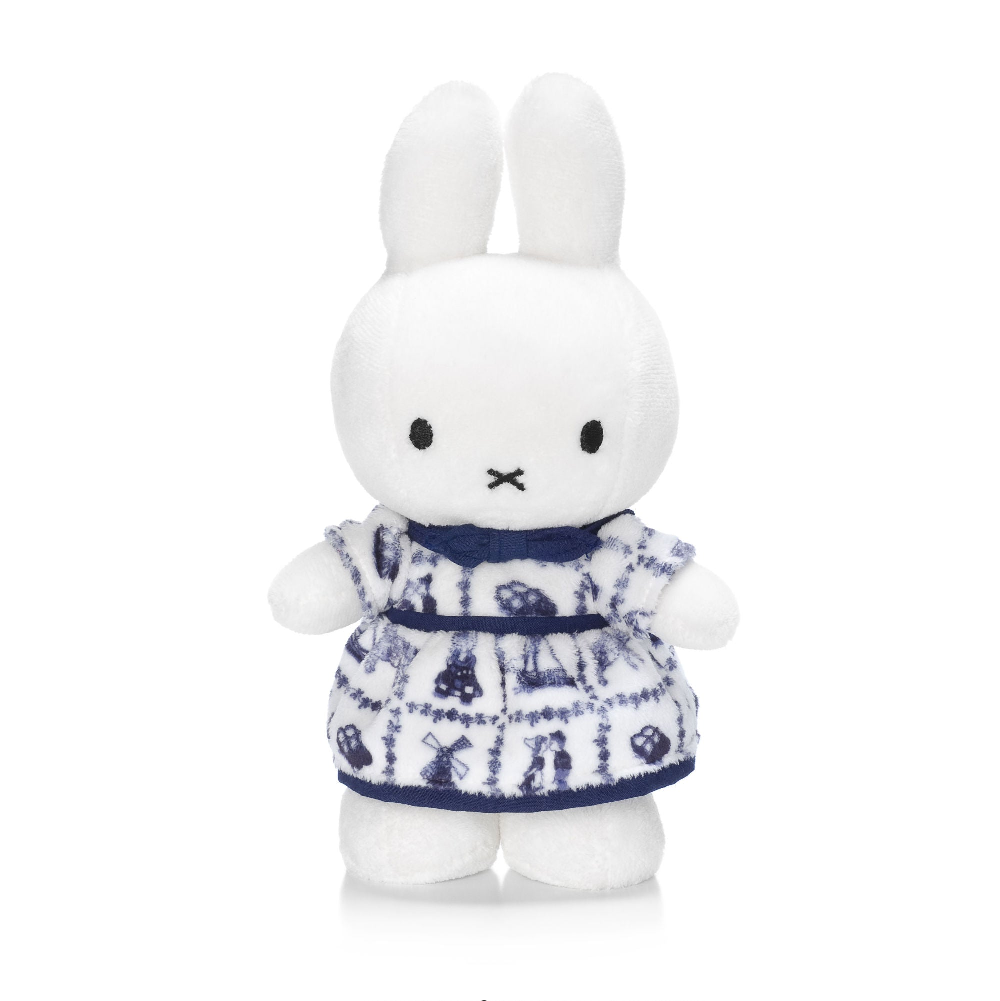 Miffy 24cm Dolls, Delft Blue Dress