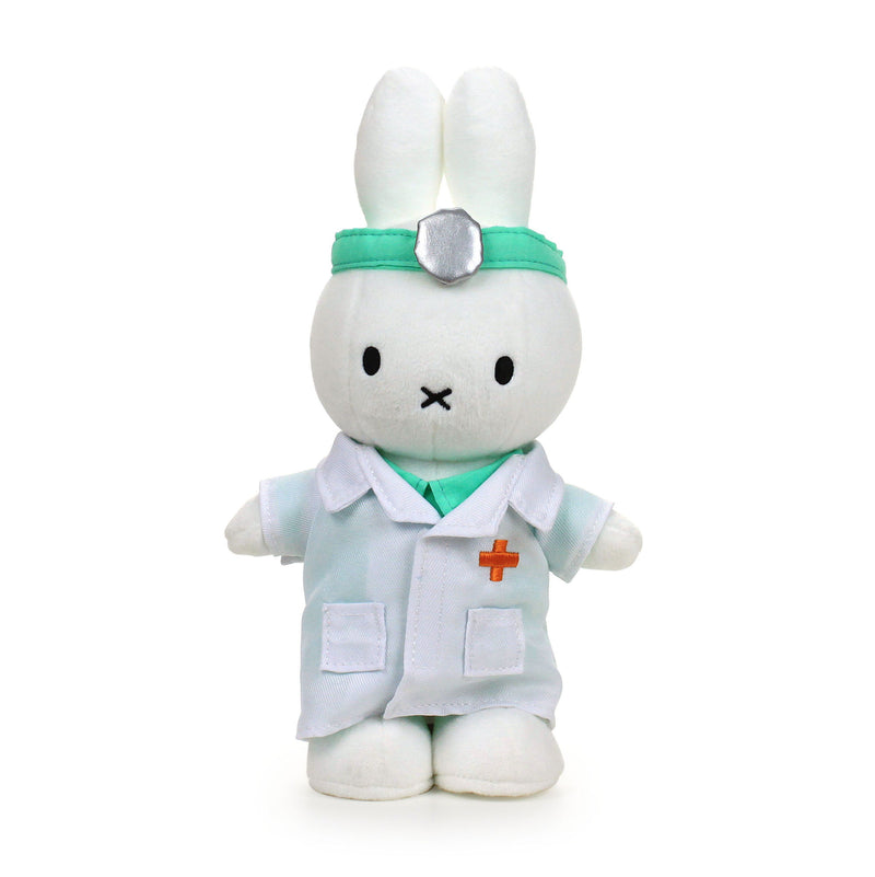 Miffy Soft Toy 24cm , doctor