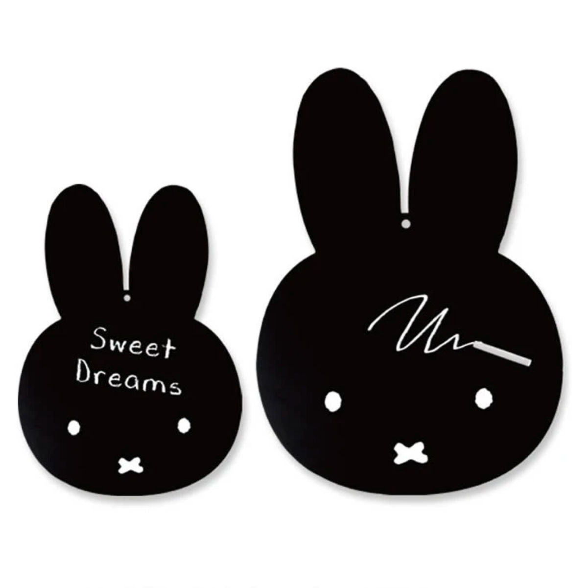 Miffy Blackboard , chalk board