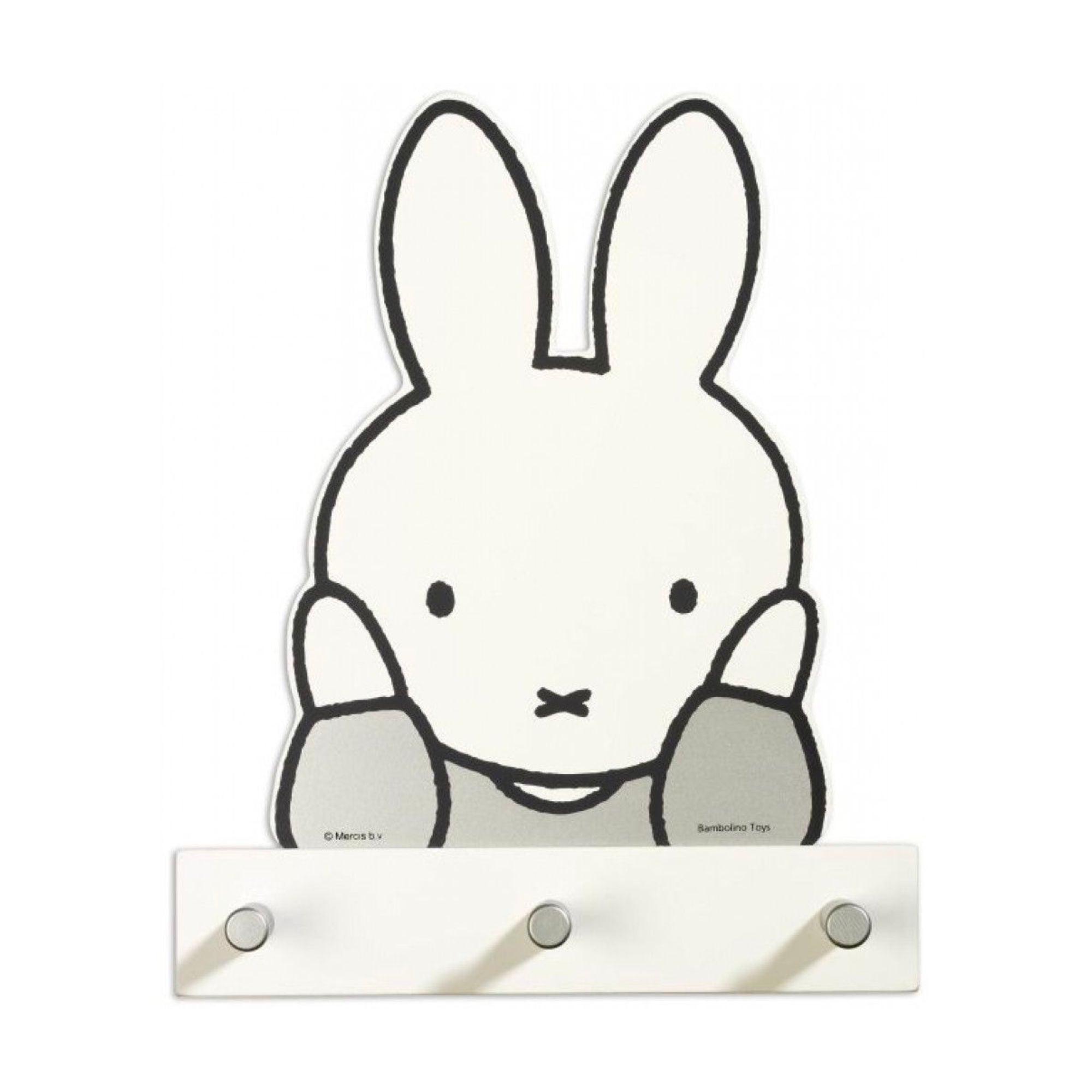 Miffy Children's Wall Hook