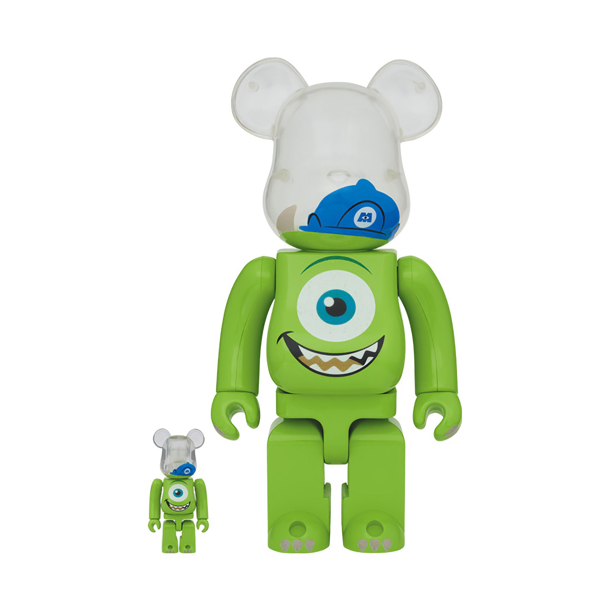BE@RBRICK MIKE 100% & 400%