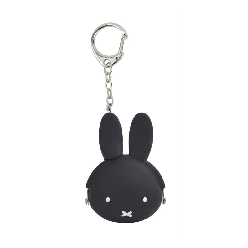 Pochibi Miffy Mimi Pochi Baby key case, black