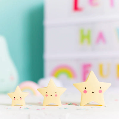 A Little Lovely Company Mini Stars Set of 3