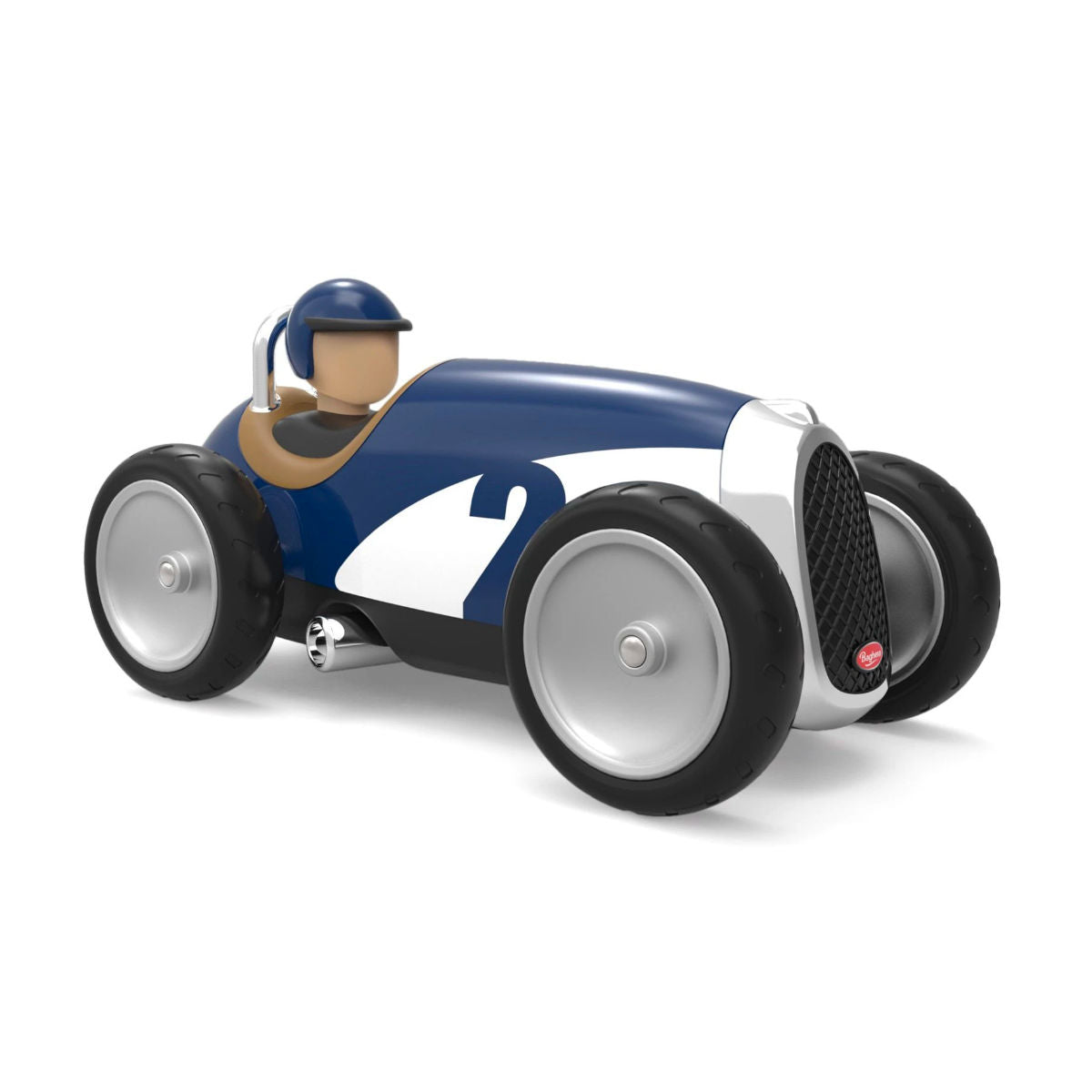 Baghera Mini Racing Car, blue