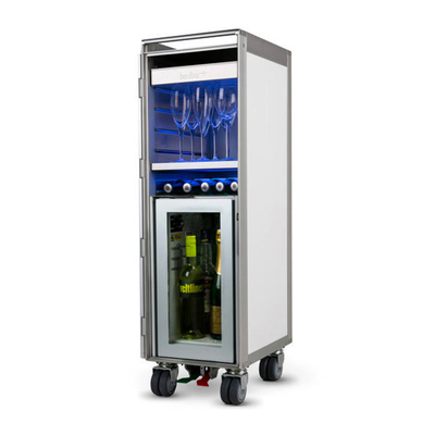 Bordbar The Minibar Bar Trolley
