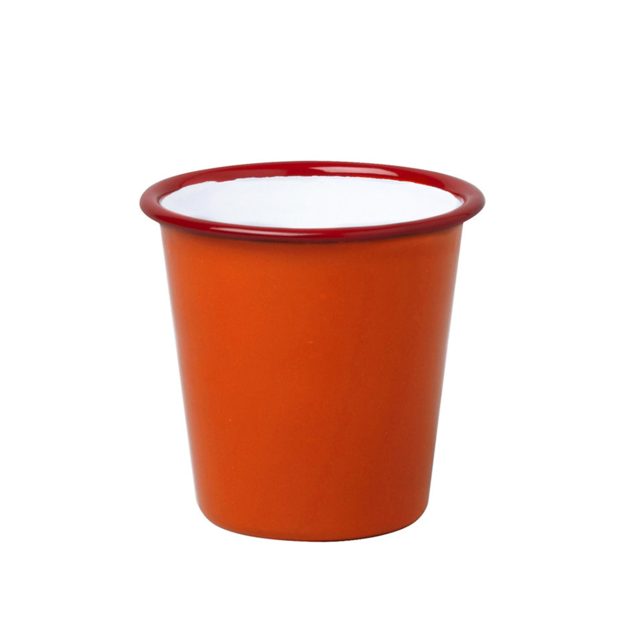 Falcon Enamel Mini Tumblers , Red