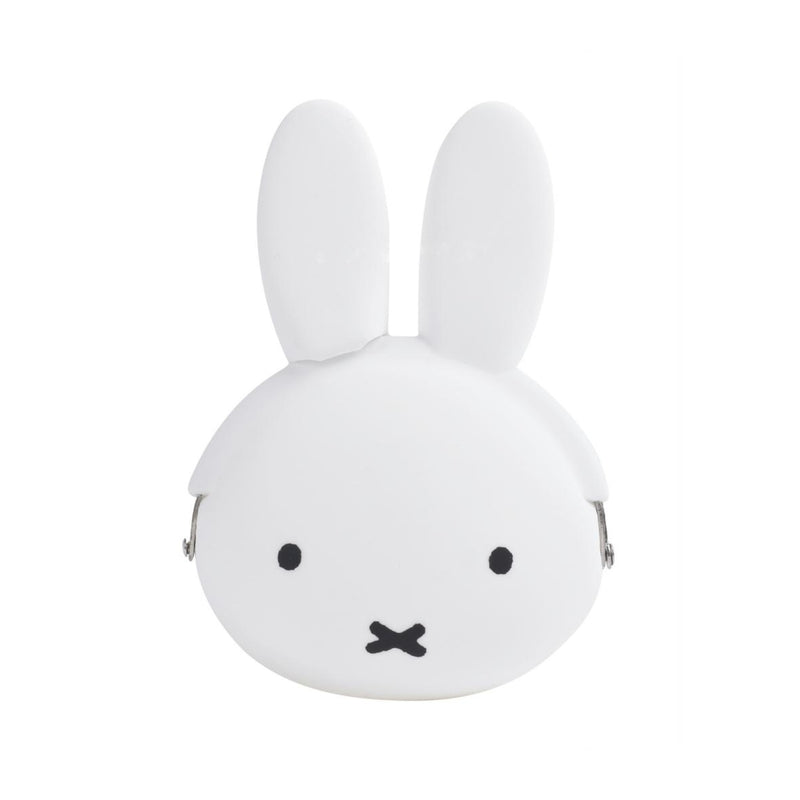 Pochibi Miffy Mimi Pochi Coin case, white