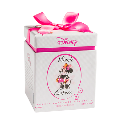 Maison Francal Disney Minnie Mouse 180g Vegetal Scented Candle