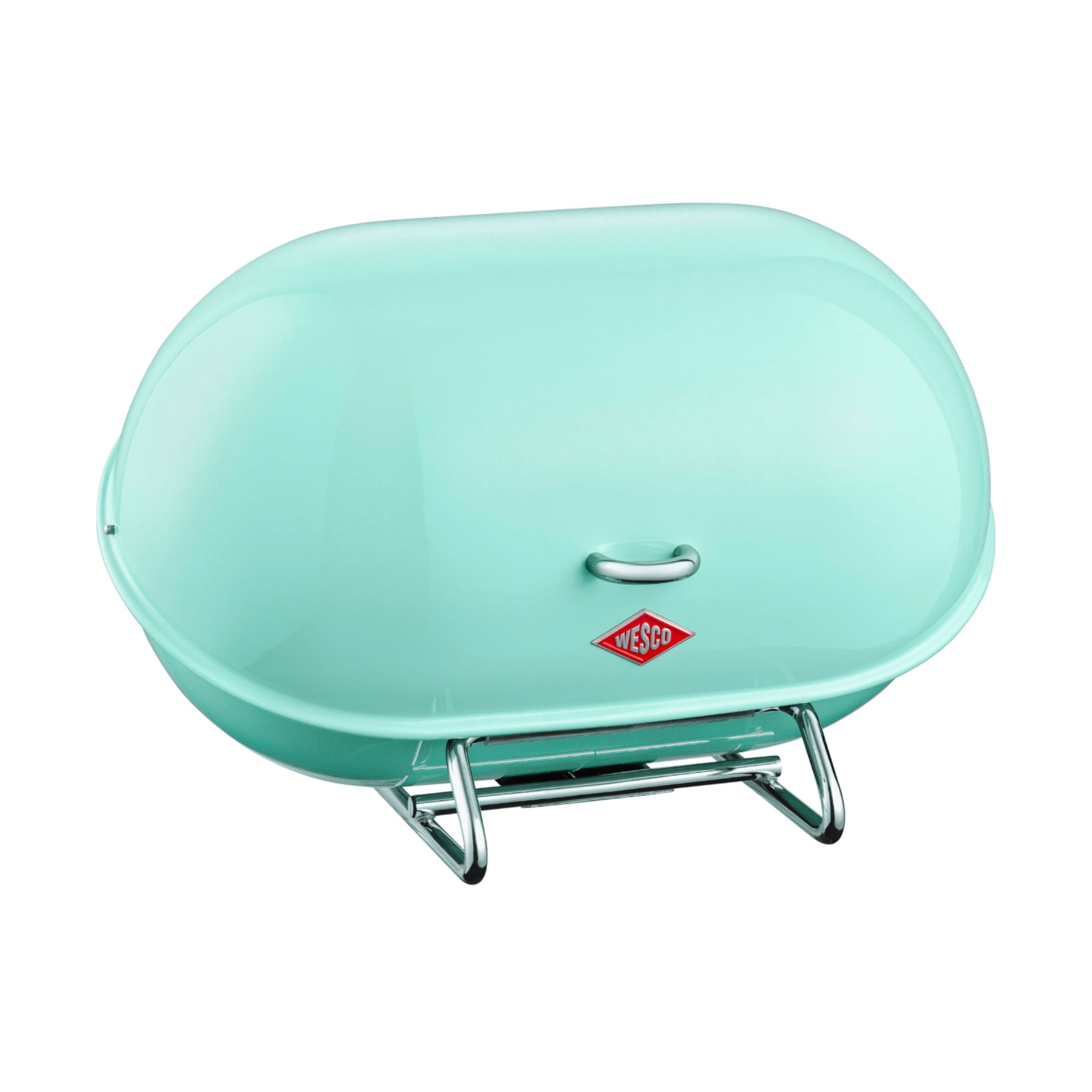 Wesco Single Breadboy Bread Bin , Mint