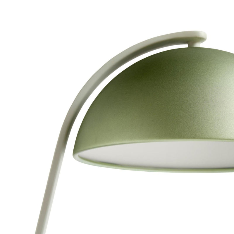 Hay Cloche Table Lamp , Mint Green