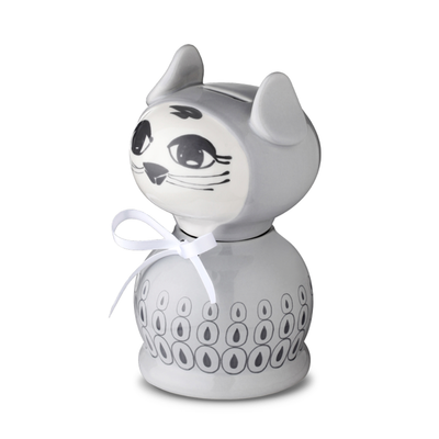 Bjørn Wiinblad Miranda Miranda Cat Money Box 17cm