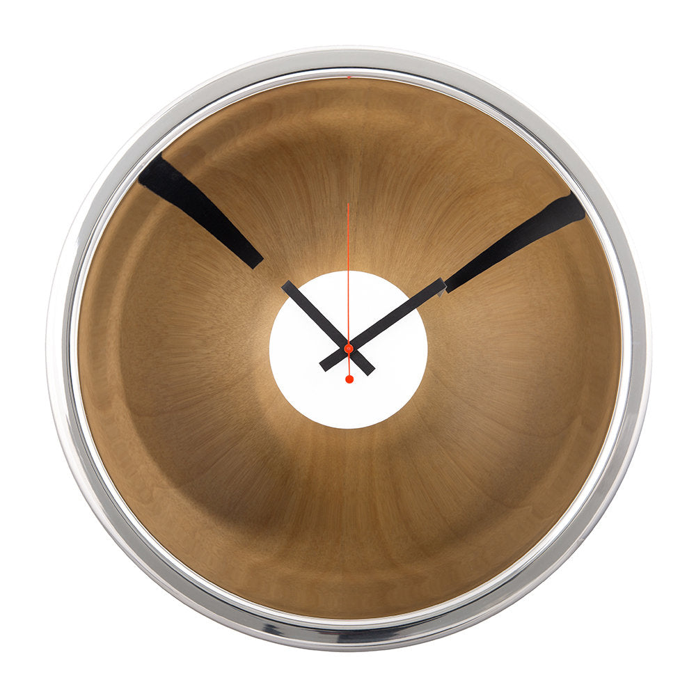 Diamantini and Domeniconi Miraggio Mirror Wall Clock Ø43cm