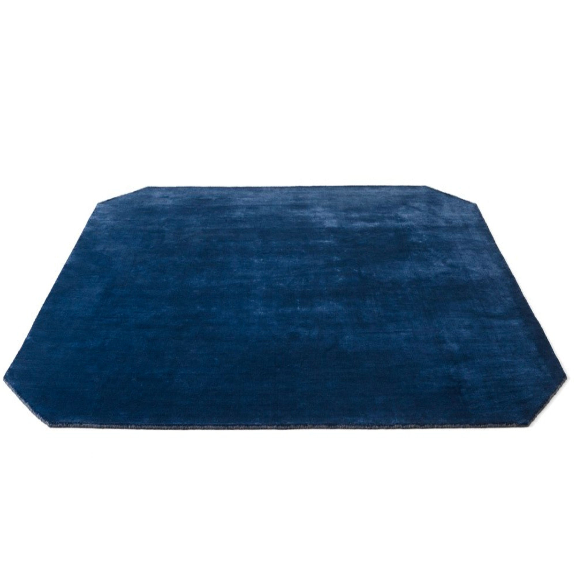 AP8 The Moor Rug 300*300, blue midnight