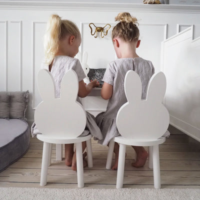 Kids of Scandinavia Miffy My Chair and Table Set 2