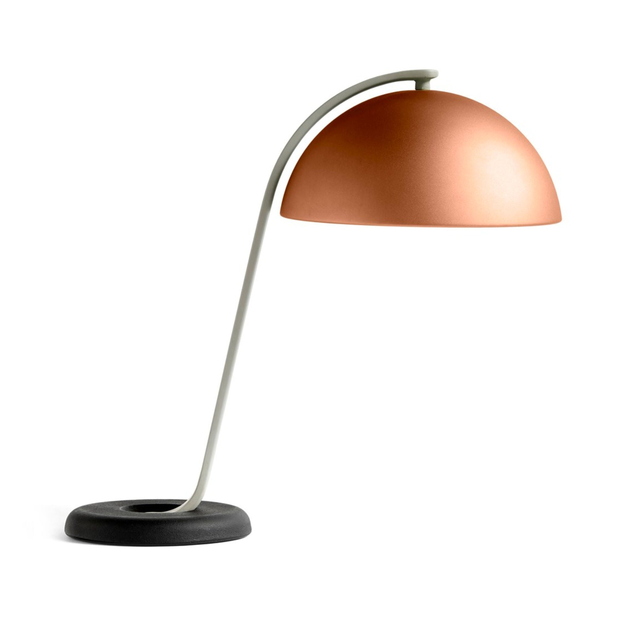 Hay Cloche Table Lamp , Mocca