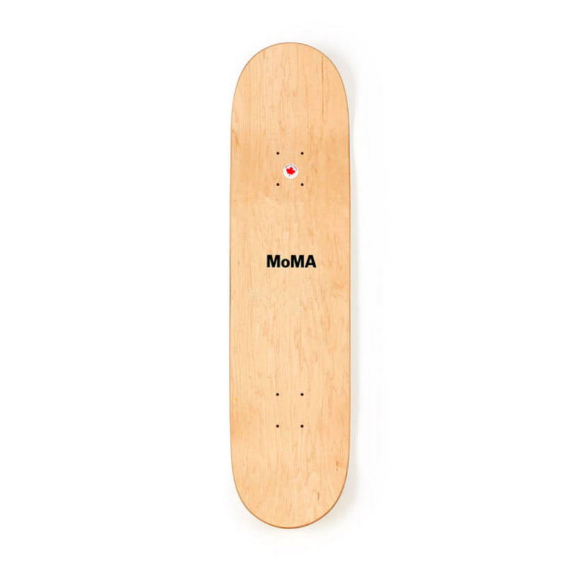 MoMA Skateboard , Solid Fist by Yoshitomo Nara