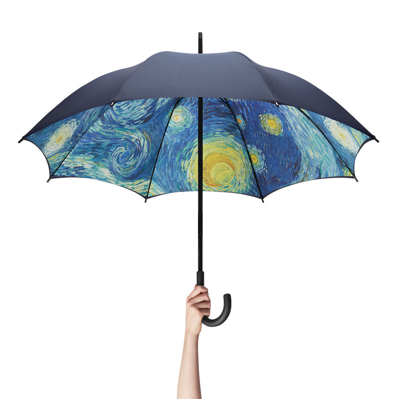 Moma Starry Night Full-size Umbrella