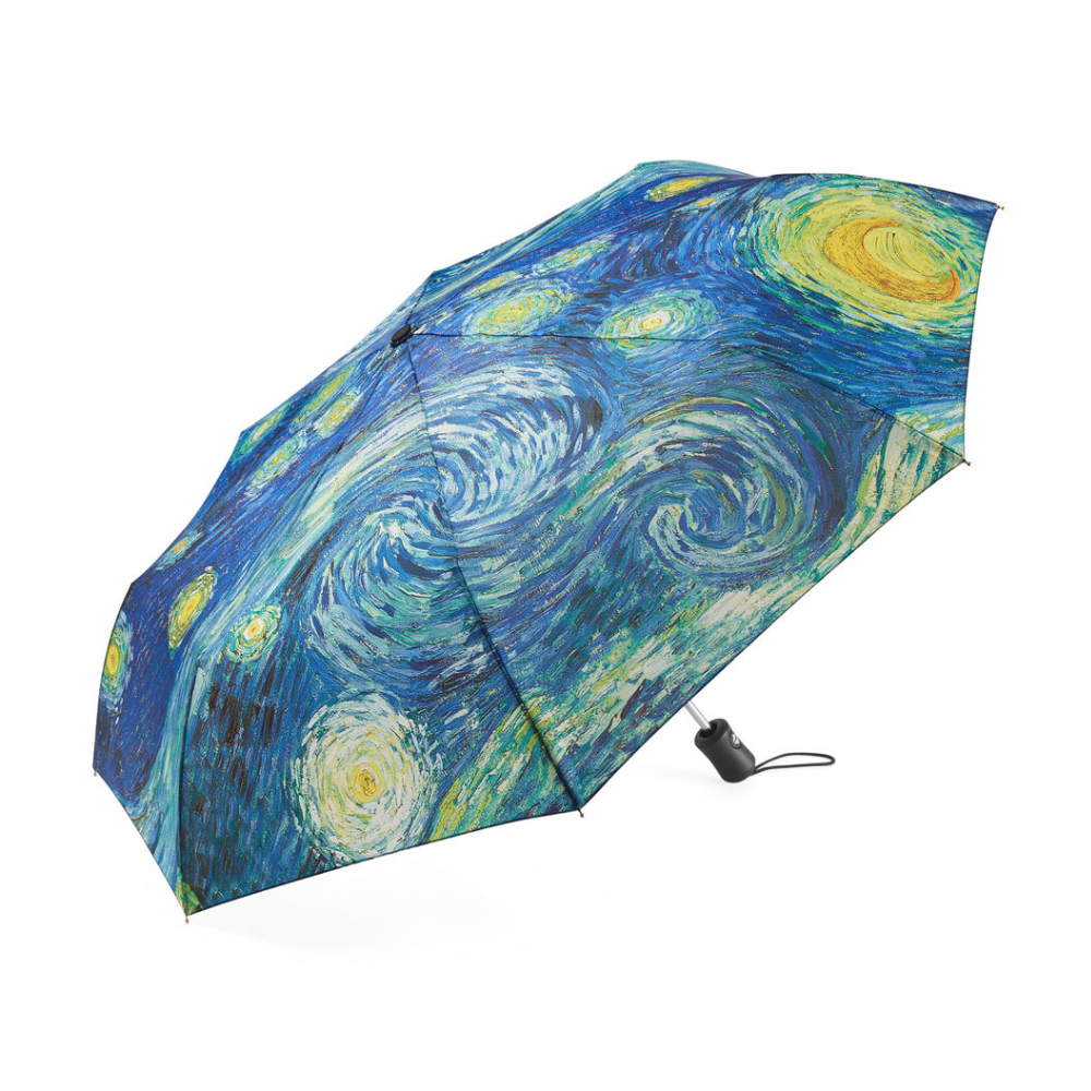 Van Gogh Moma Starry Night Folding Umbrella