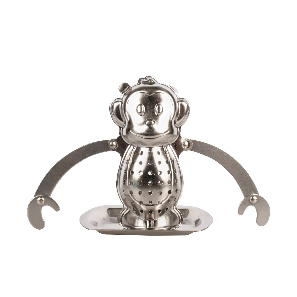 Kikkerland Monkey Tea Infuser