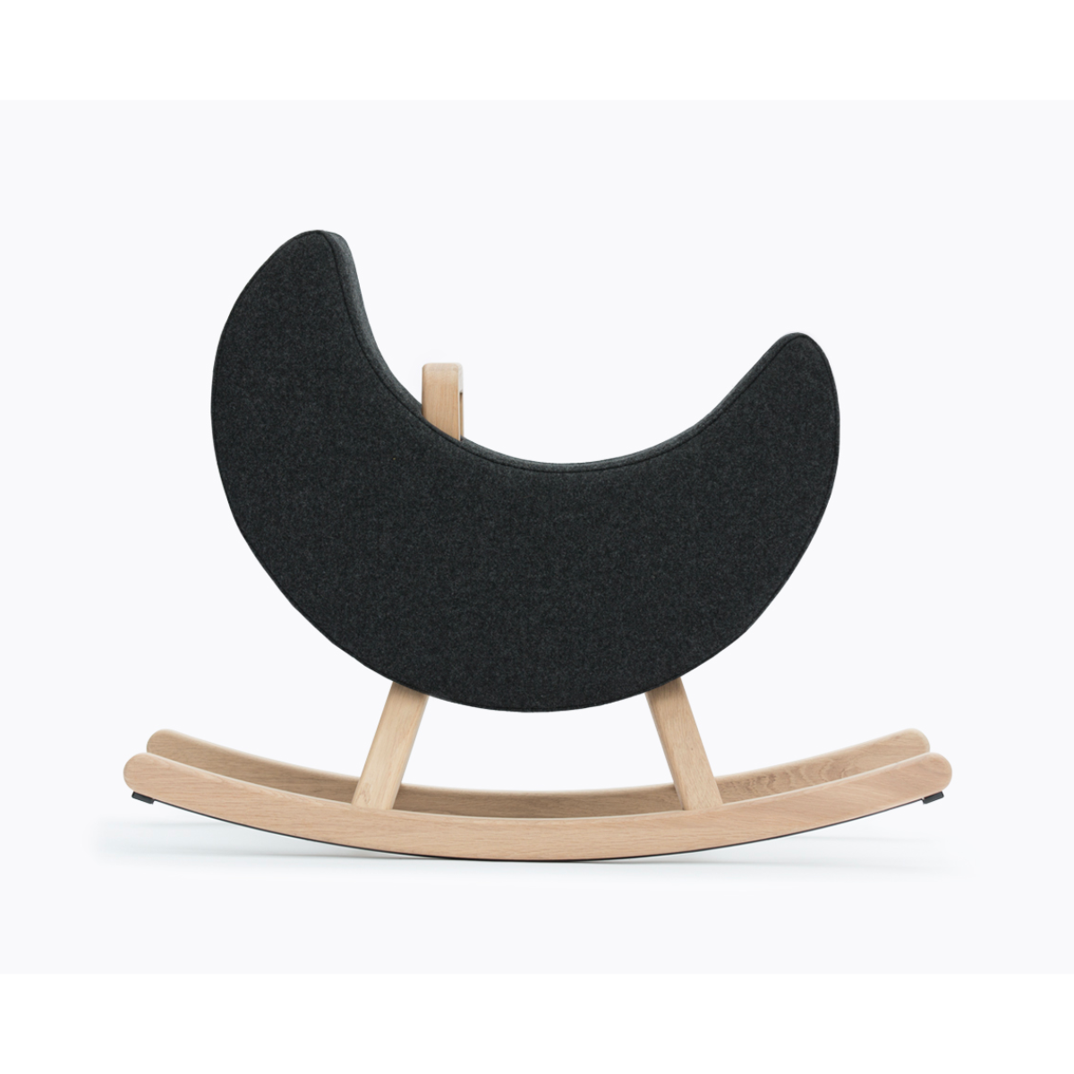 Maison Deux Iconic Moon rocker black