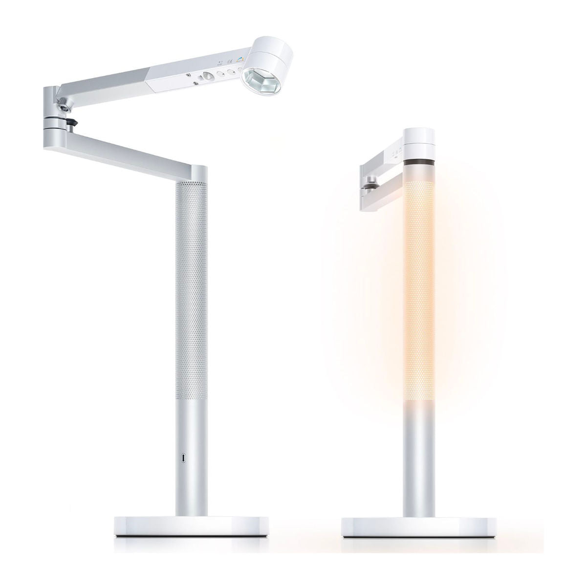 Dyson Lightcycle Morph Desk Lamp , White