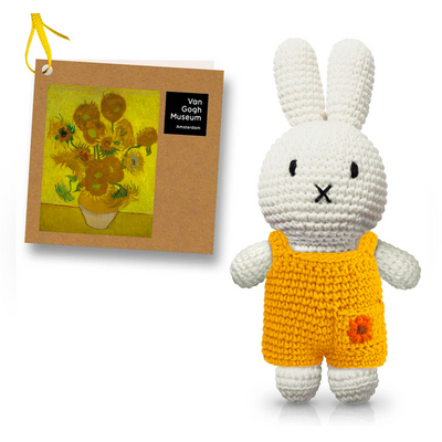 Van Gogh Just Dutch Miffy & her Sunflower Dress