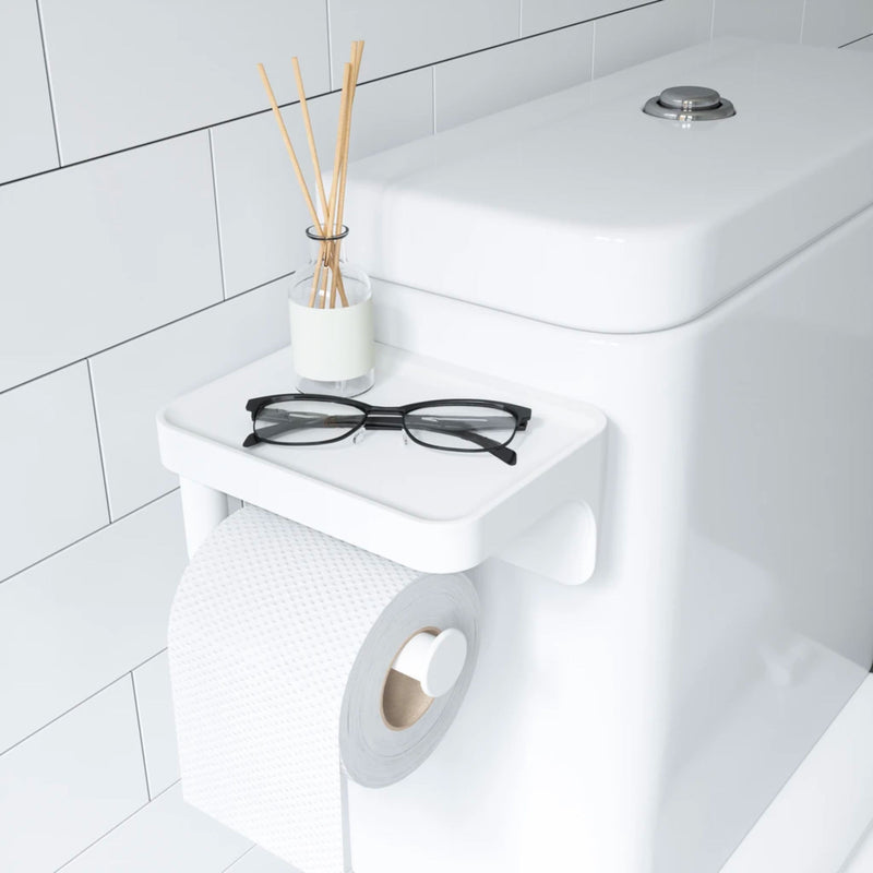 Umbra Flex Surelock toilet paper holder