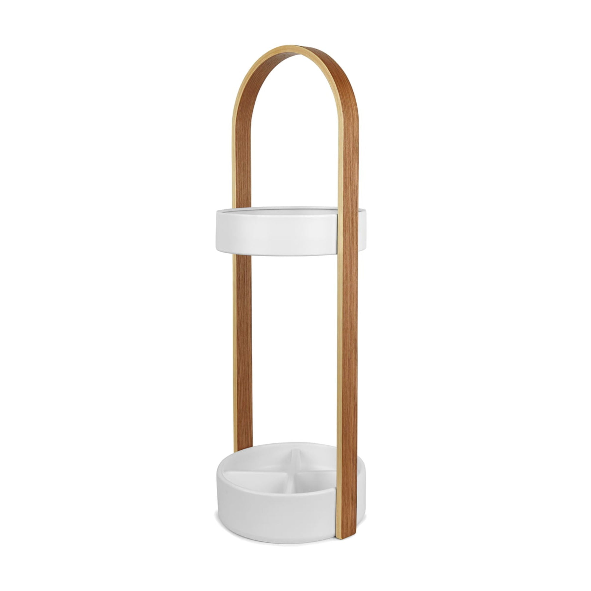 Umbra Hub umbrella stand, natural