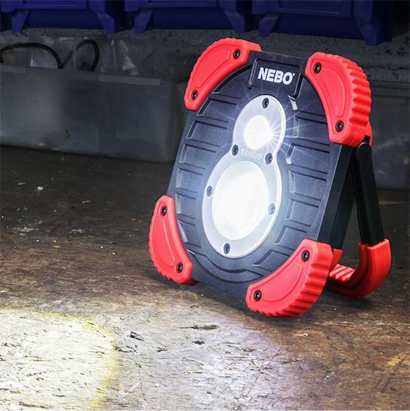 Nebo Tango™ Portable Worklight & Powerbank