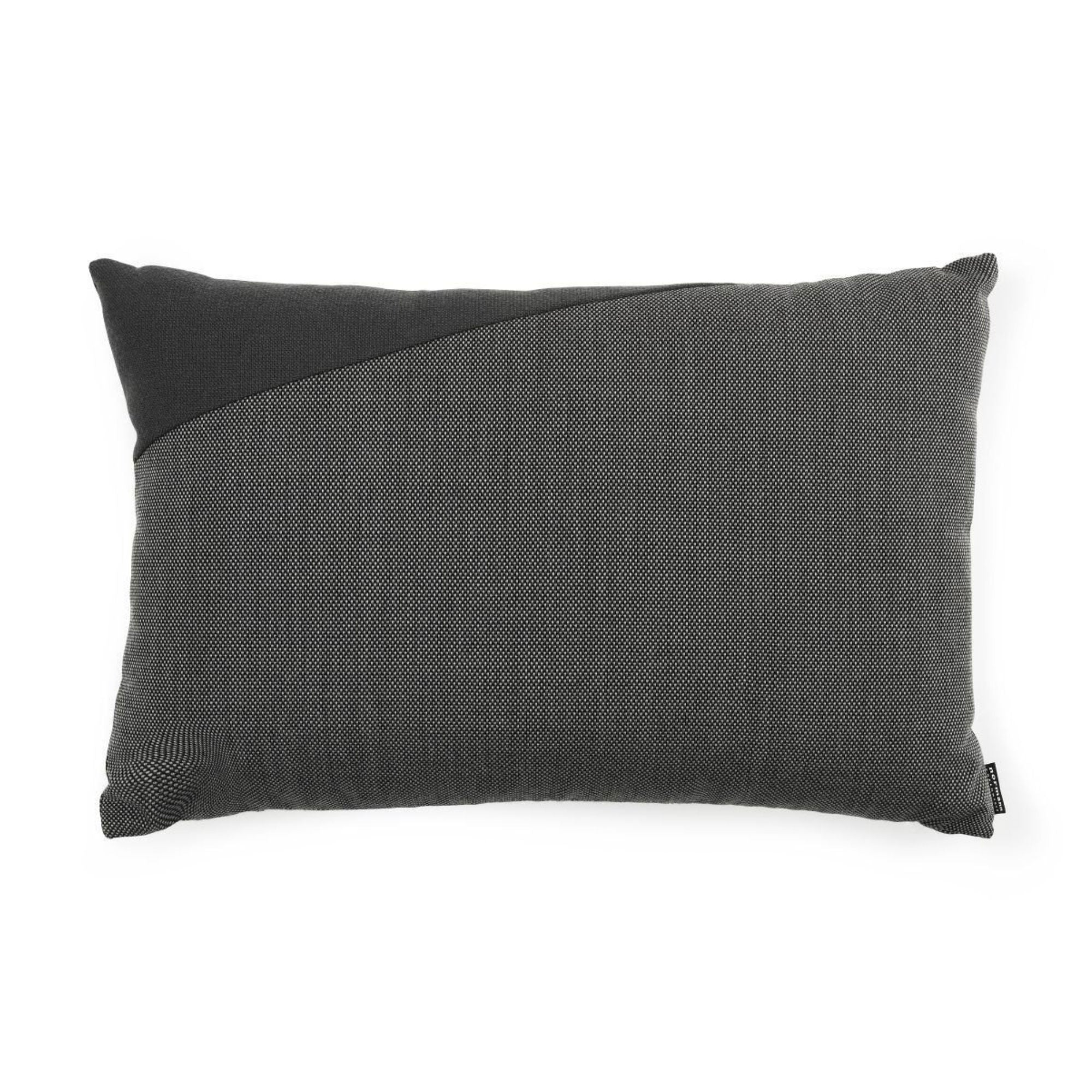 Normann Copenhagen Edge cushion, dark grey