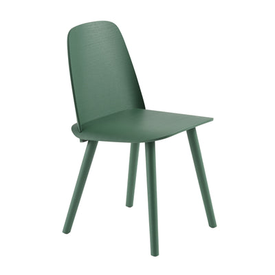 Muuto Nerd Chair , Green