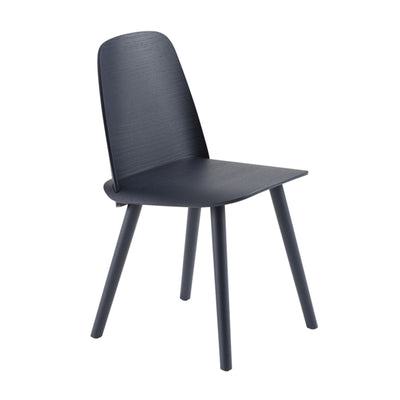 Muuto Nerd Chair , Midnight Blue