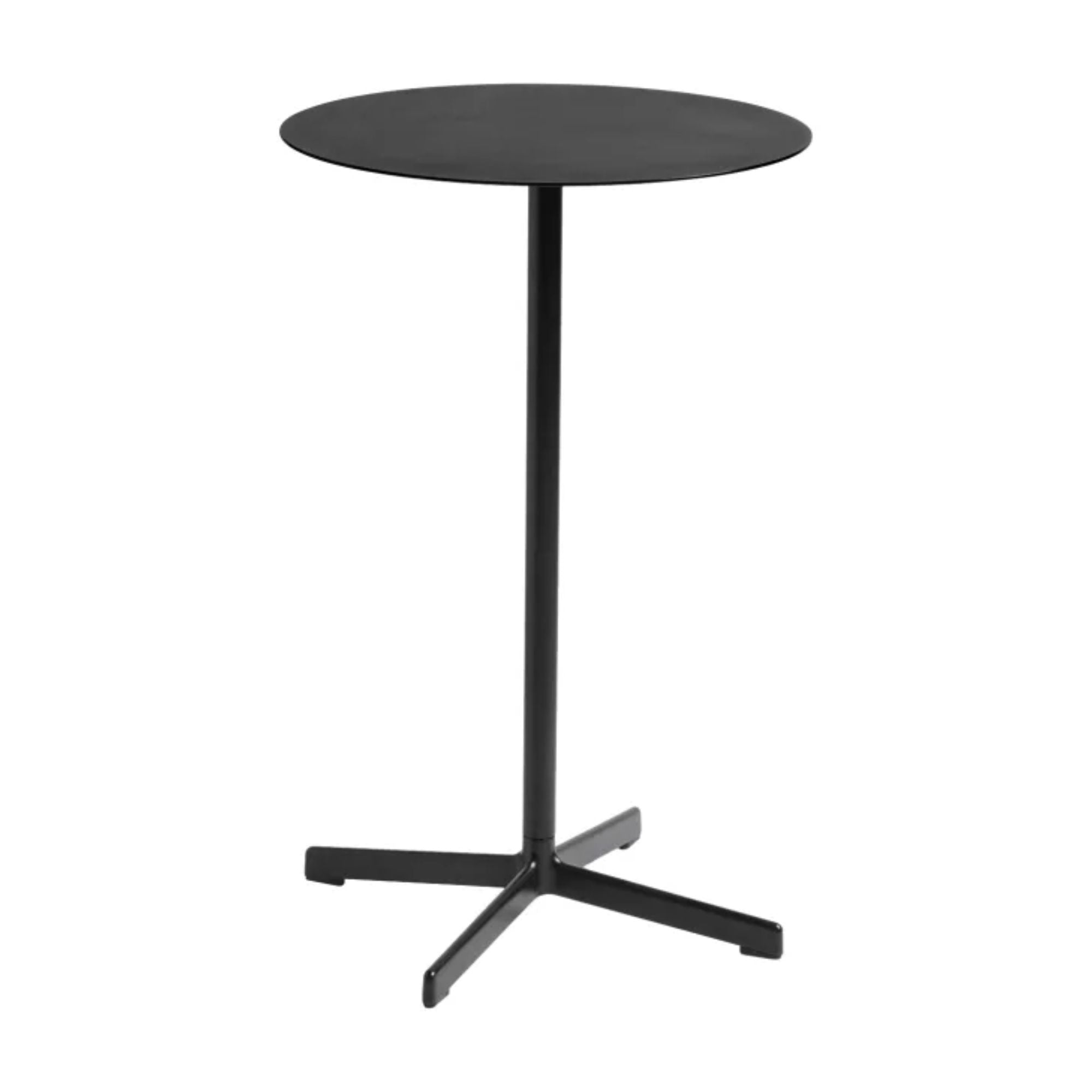 Hay Neu Table High Round D60xH95cm , Anthracite
