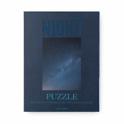 Printworks 500 Pieces Puzzle , Night