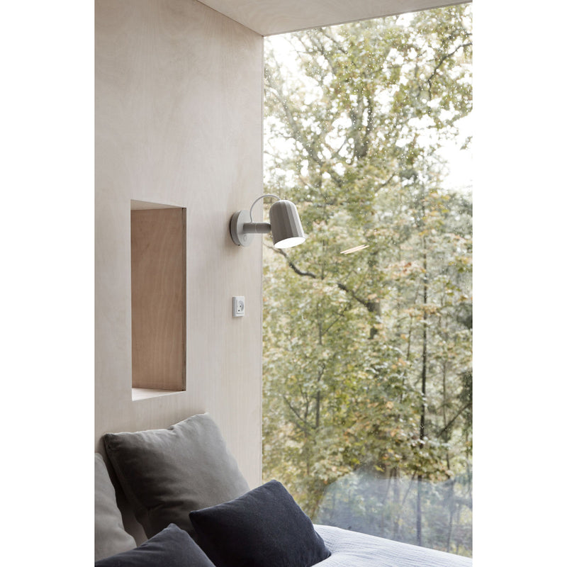 HAY NOC Wall Lamp , Off White