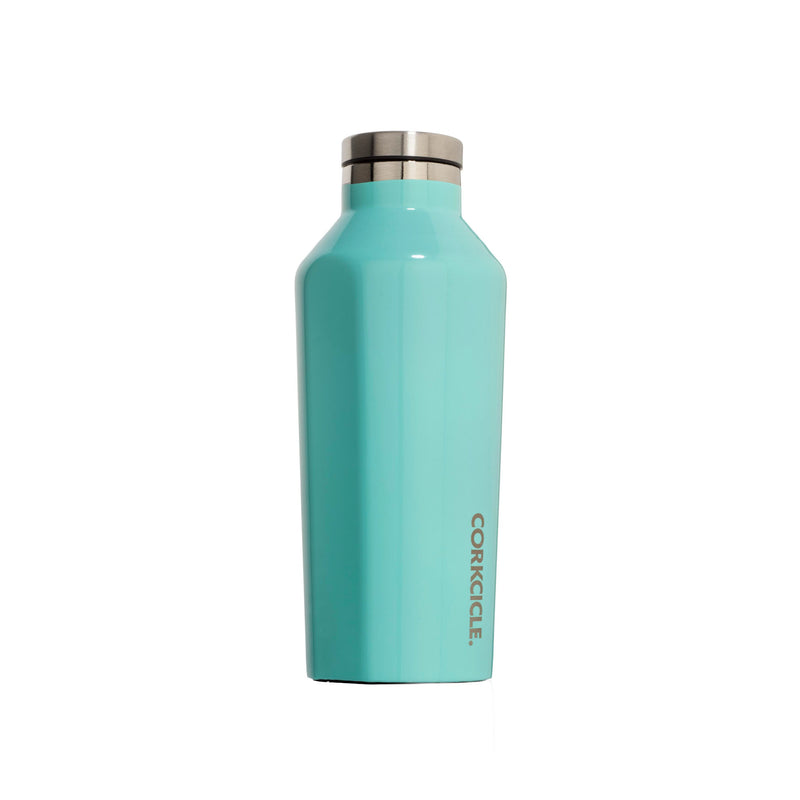 Corkcicle Canteen 9oz , Turquoise