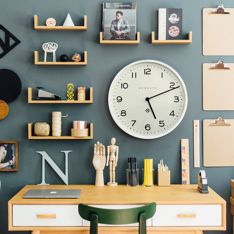 Newgate No.1 Echo Wall Clock