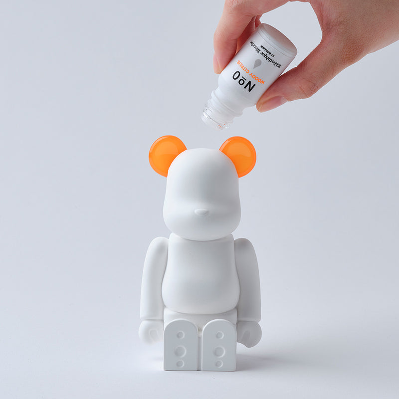 BE@RBRICK Aroma Ornament #0 orange