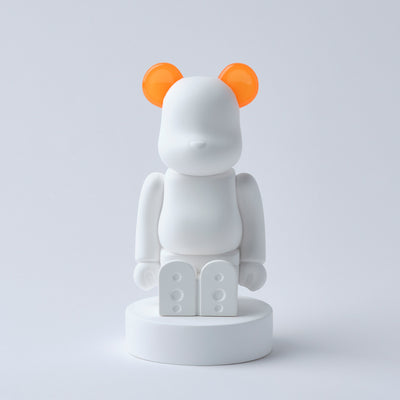 Bibliotheque Blanche x Medicom BE@RBRICK Aroma Ornament #0 orange