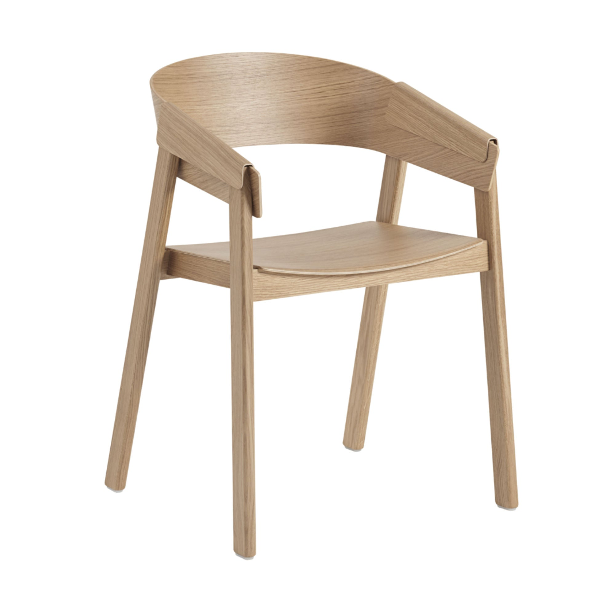 Muuto Cover Armchair , Oak