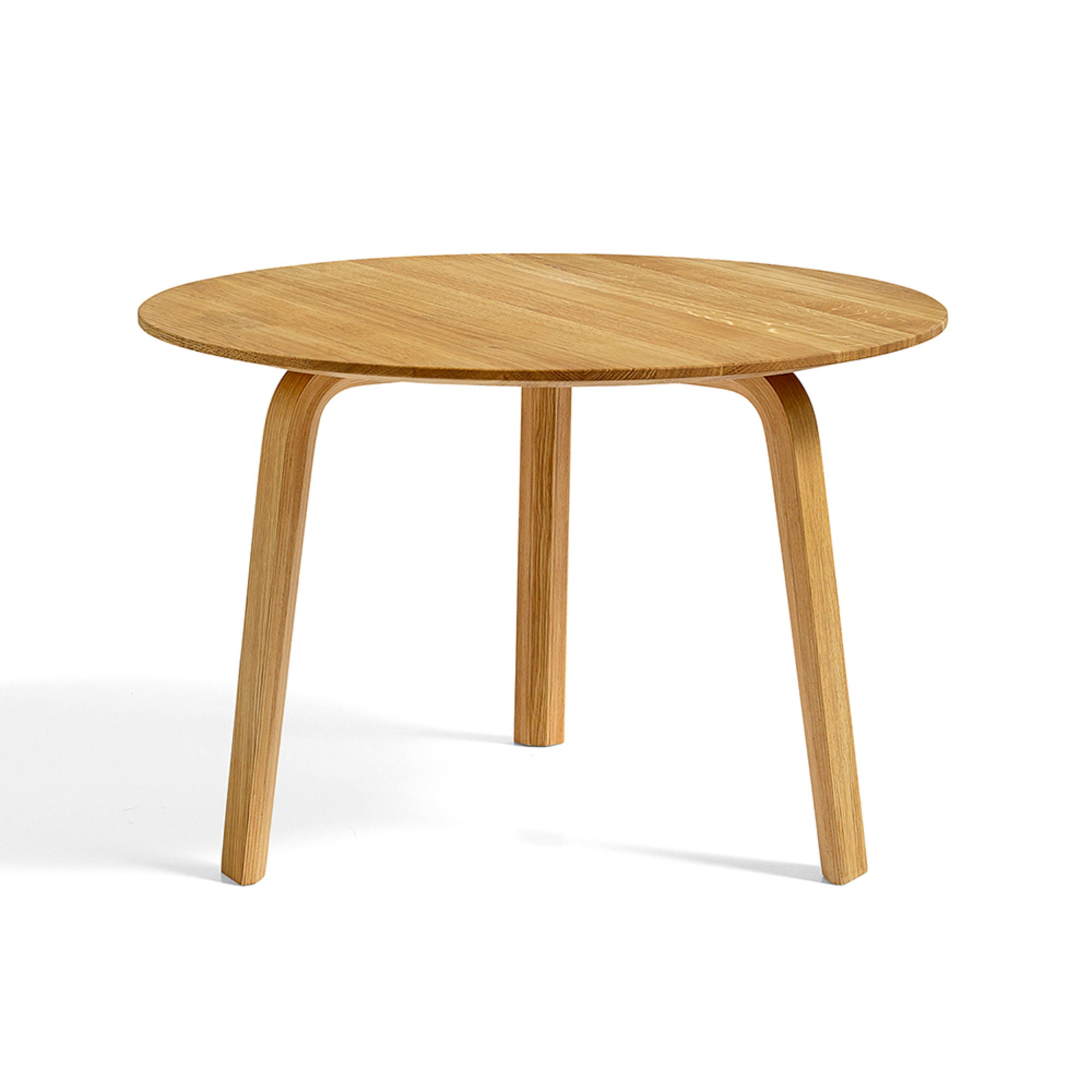 Bella Coffee Table Φ60 x H39, Oiled Oak