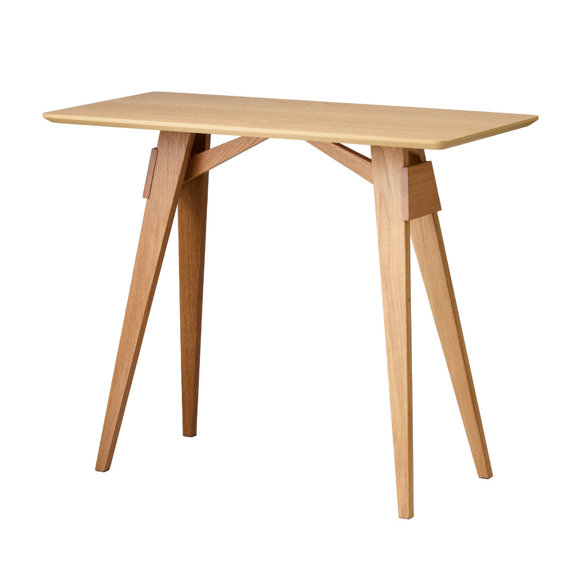 Design House Stockholm Arco side table 72 * 42cm, oak