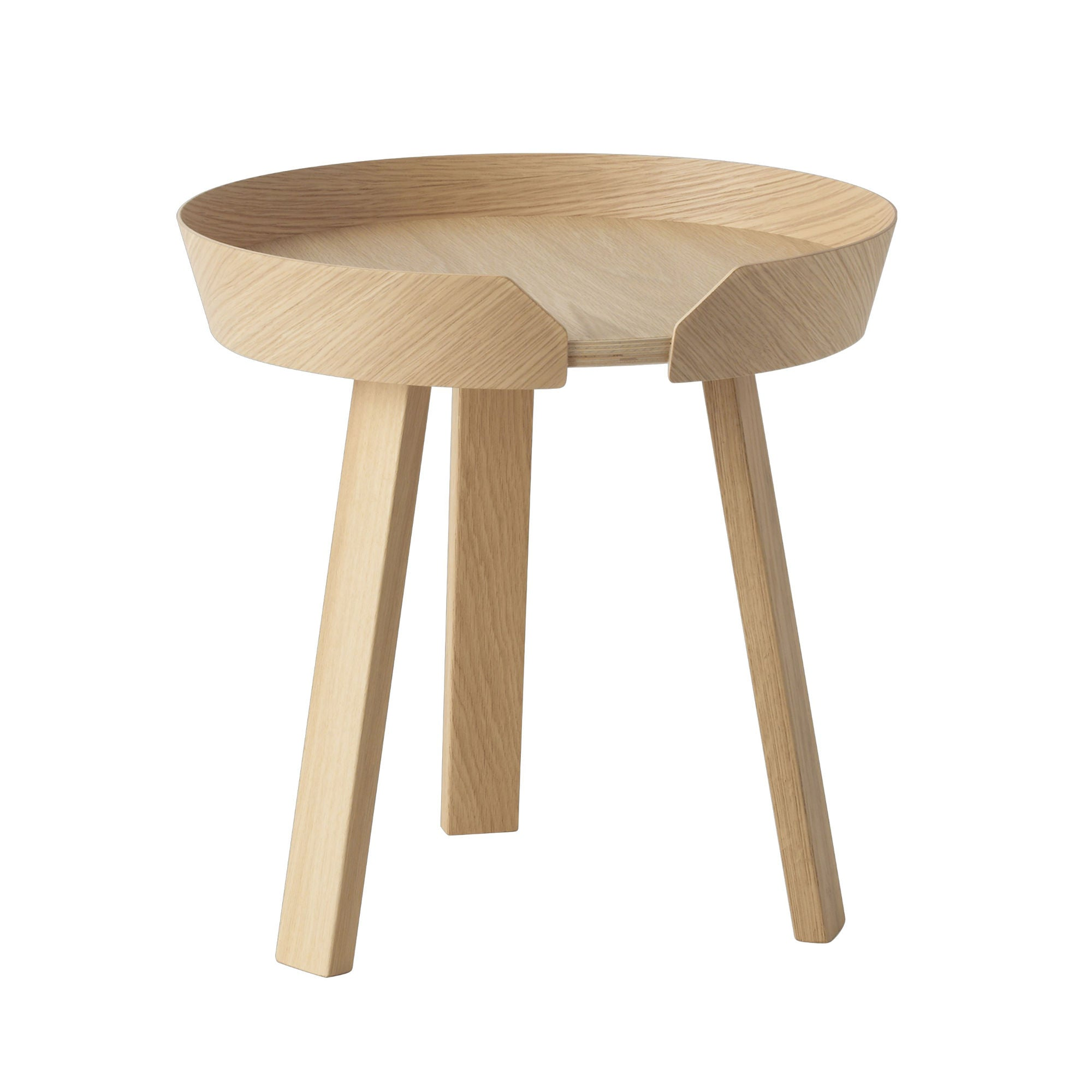 Muuto Around Coffee Table Small Ø45 , Oak