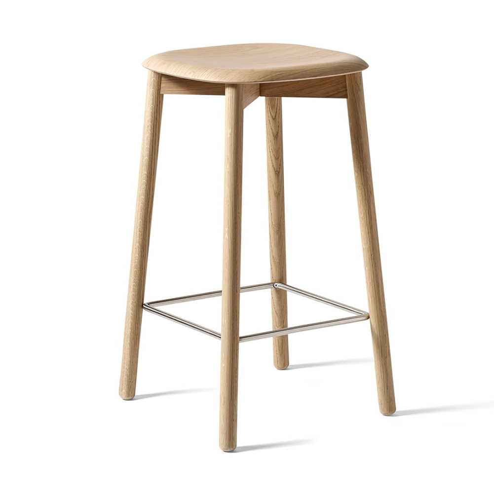 Hay Soft Edge 32 Bar Stool Low 65cm