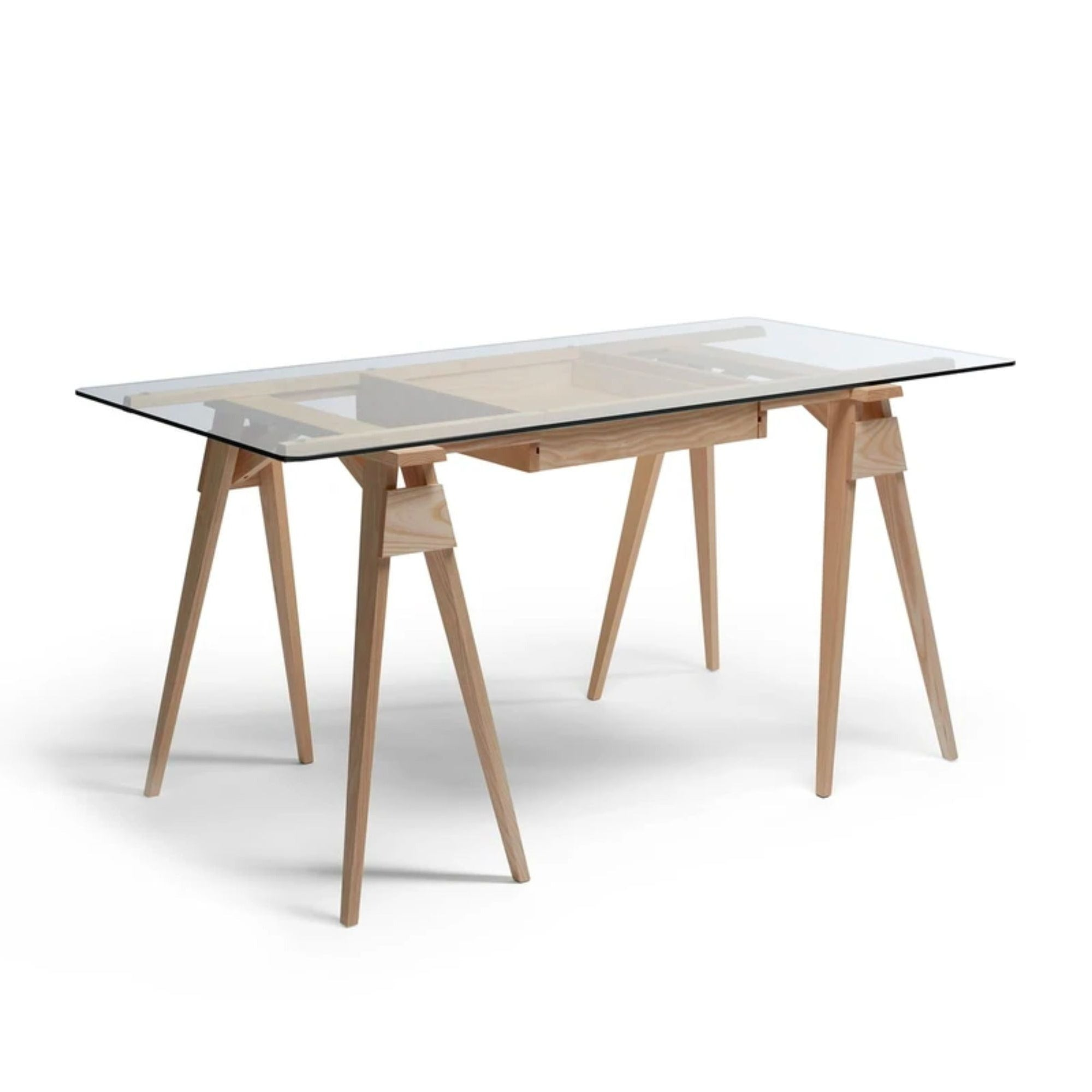 Design House Stockholm Arco desk, oak