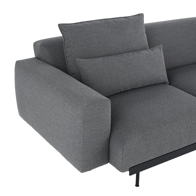 Muuto In Situ Modular Sofa 2-Seater Configuration 1 , Ocean 80