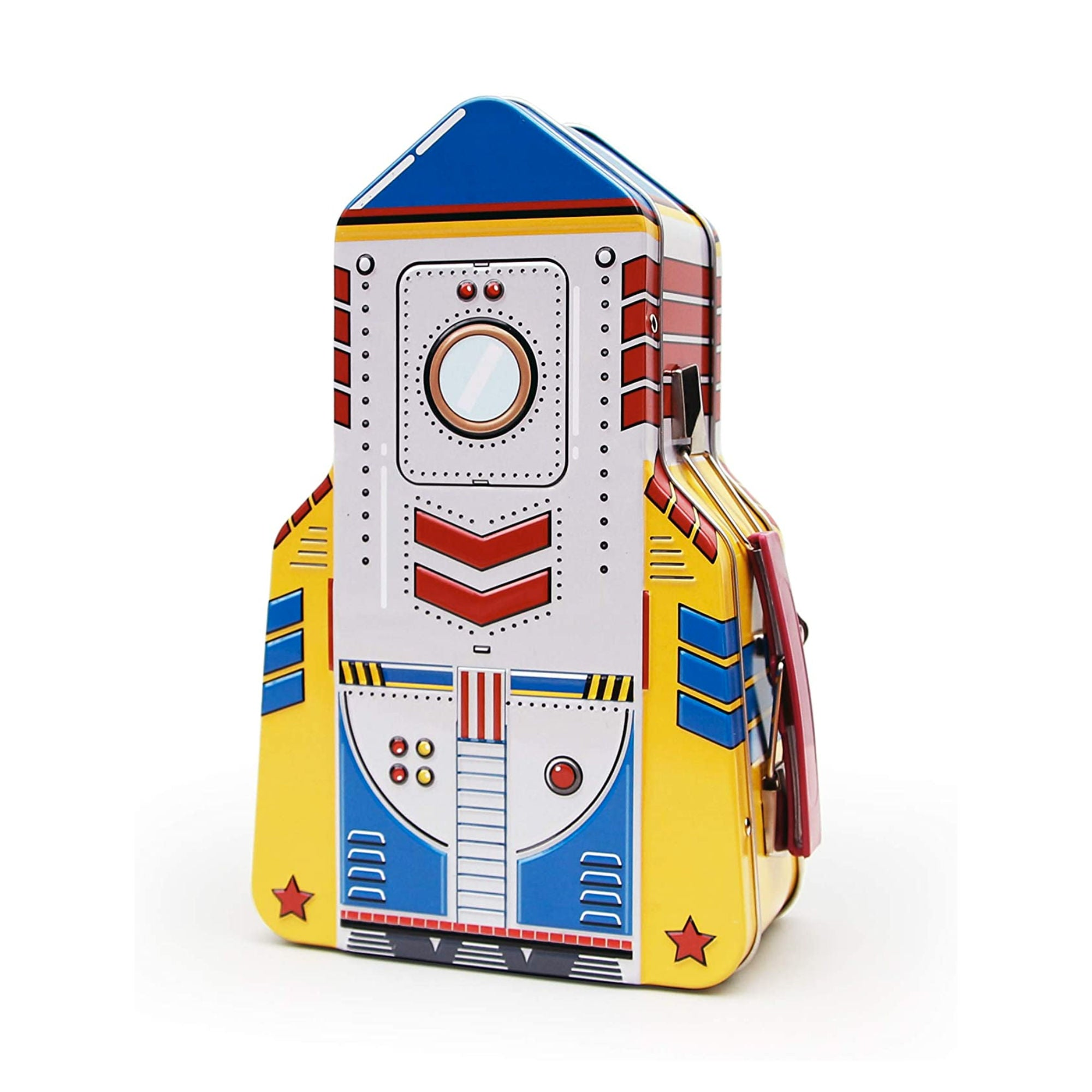 Rocket kids toy storage containers