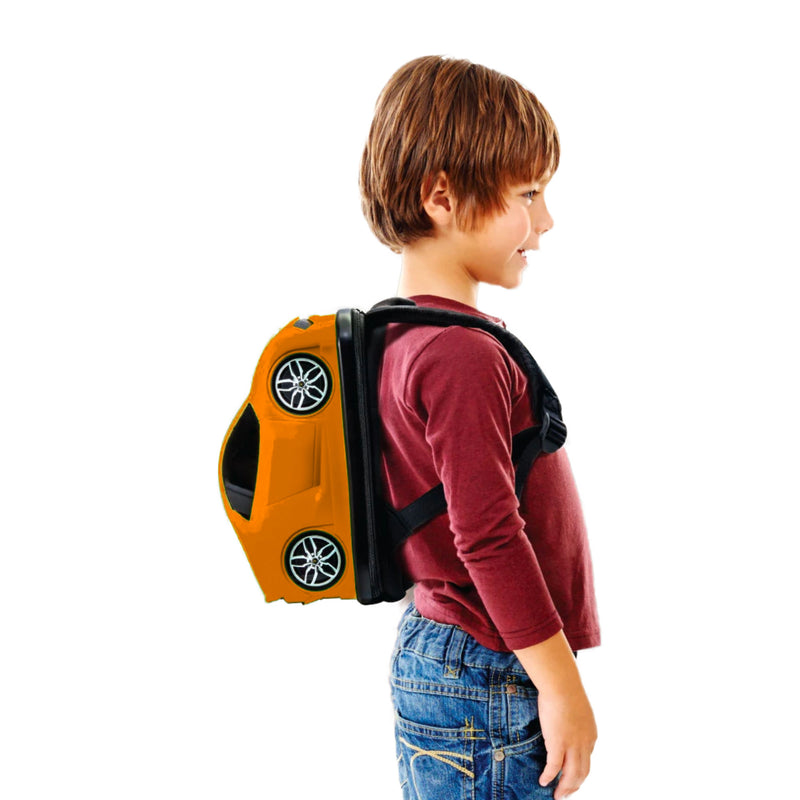 Lamborghini Kids Backpack , Orange