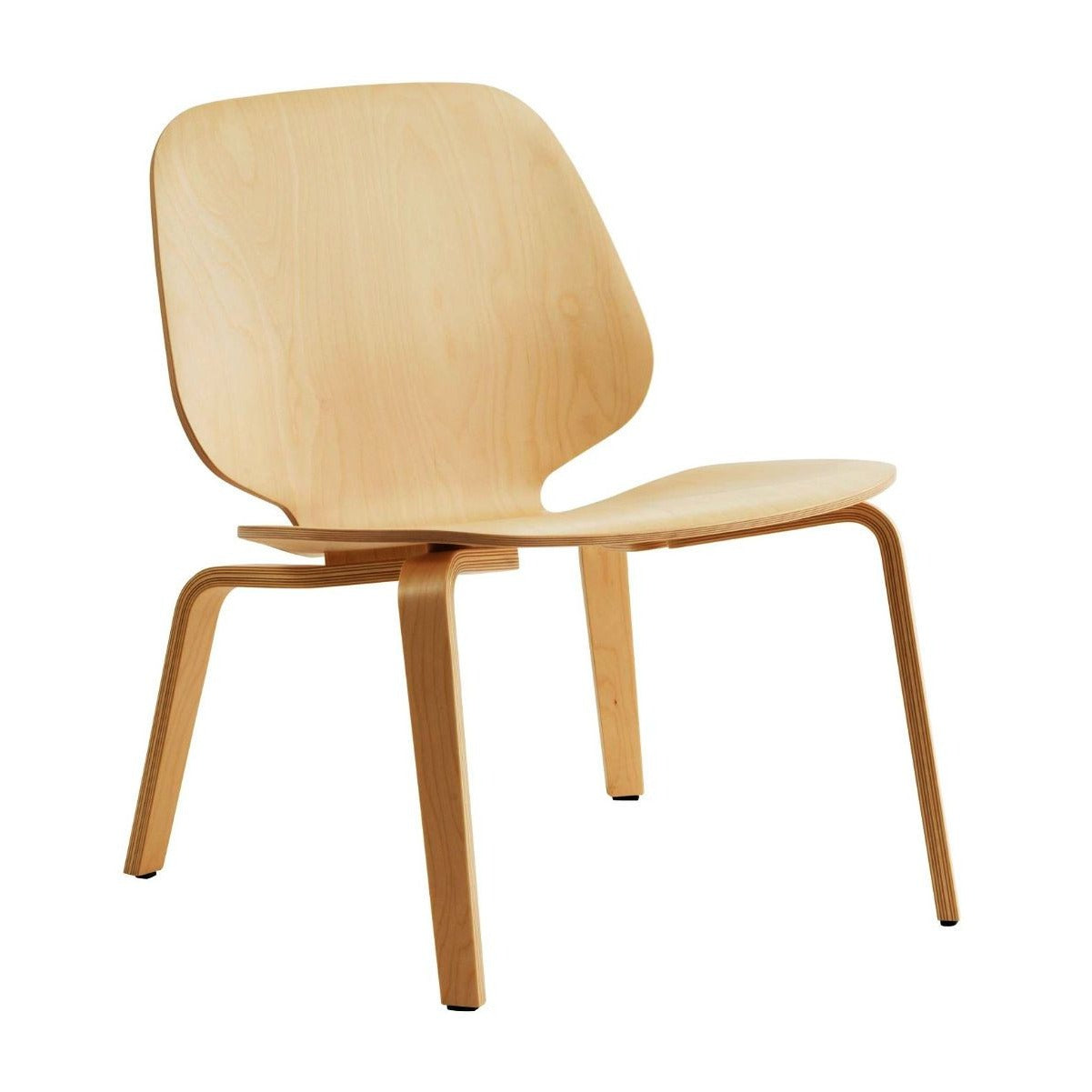 Normann Copenhagen My Chair lounger chair, oak