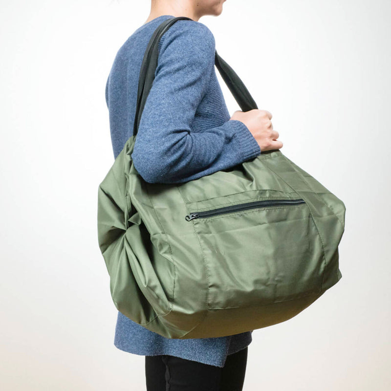 Marna Shupatto Travel Duffel Bag , Olive